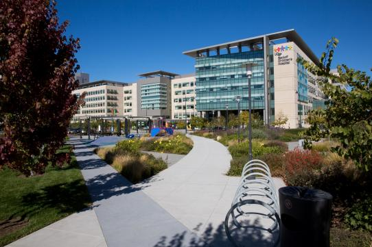 UCSF Benioff Children's Hospital Mission Bay
